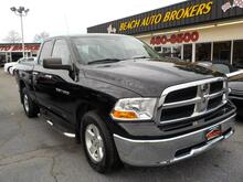 2012_DODGE_RAM_1500 SLT, BUYBACK GUARANTEE, WARRANTY, SIRIUS RADIO, REMOTE START, TOW PKG, RUNNING BOARDS, CLEAN!!!_ Norfolk VA