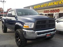 2012_DODGE_RAM_3500 SLT CREW CAB 4X4, WARRANTY, DIESEL, TOW PKG, BLUETOOTH, HEATED MIRRORS, POWER REAR WINDOW, A/C!_ Norfolk VA