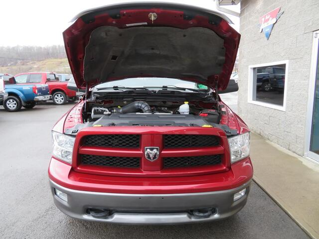 2012 Dodge Ram 1500 Outdoorsman 4X4 4dr Quad Cab HEMI Grafton WV