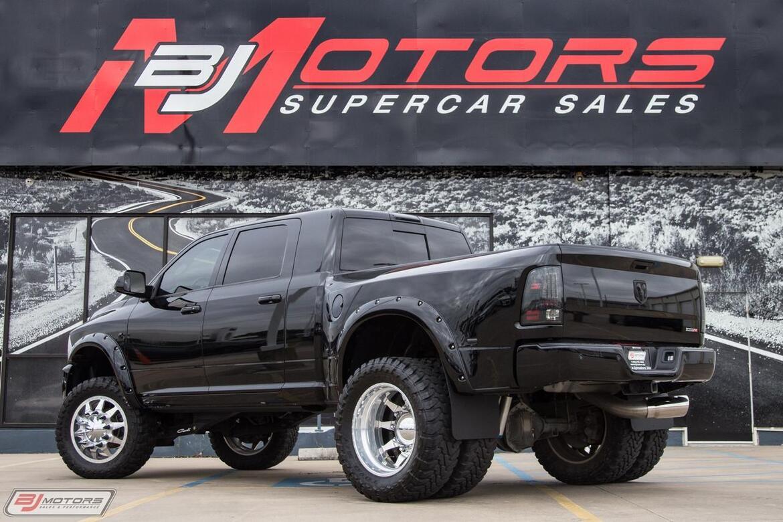 2012 Dodge 3500 Ram Monster Built Laramie Limited Carli Tomball TX