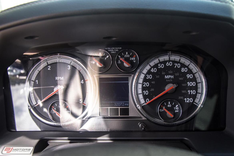 2012 Dodge 3500 Ram Monster Built Laramie Limited Carlini Tomball TX