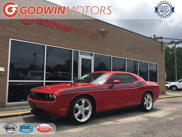 2012 Dodge Challenger R/T Plus Columbia SC