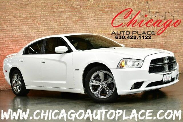 2012 Dodge Charger Rt Plus 5 7l Hemi V8 Engine Rear Wheel Drive