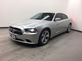 Dodge Charger RT Plus 2012