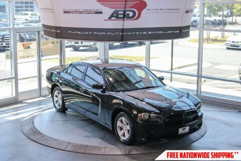 2012_Dodge_Charger_SE_ Chantilly VA