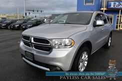 2012_Dodge_Durango_Crew / AWD / Auto Start / Alpine Speakers / Power Driver's Seat / Bluetooth / Back Up Camera / 3rd Row / Seats 7 / Keyless Entry & Start / Tow Pkg / 22 MPG_ Anchorage AK
