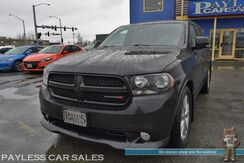 2012_Dodge_Durango_R/T / AWD / 5.7L HEMI V8 / Heated Front & Rear Leather Seats / Navigation / Sunroof / Rear DVD / Bluetooth / Back Up Camera / 3rd Row / Seats 7 / Tow Pkg / 20 MPG_ Anchorage AK