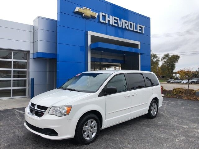 2012 Dodge Grand Caravan American Value Pkg North Manchester In 26963322