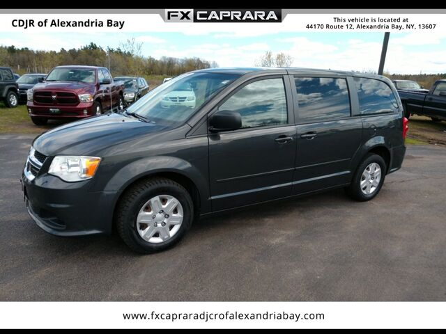 2012 Dodge Grand Caravan SE/AVP Watertown NY