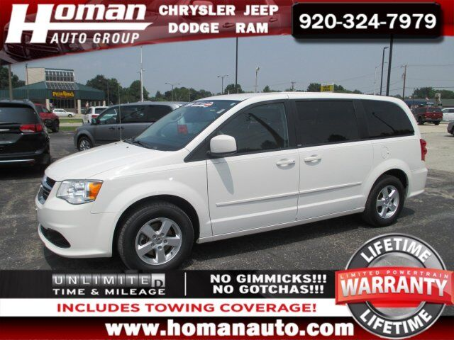 2012 Dodge Grand Caravan SE Waupun WI
