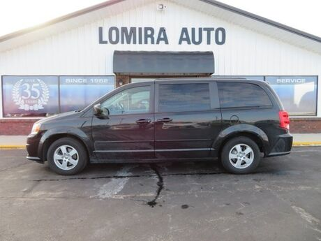 2012 Dodge Grand Caravan SXT Lomira WI