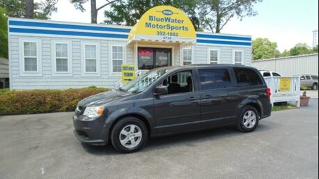 2012_Dodge_Grand Caravan_SXT_ Wilmington NC