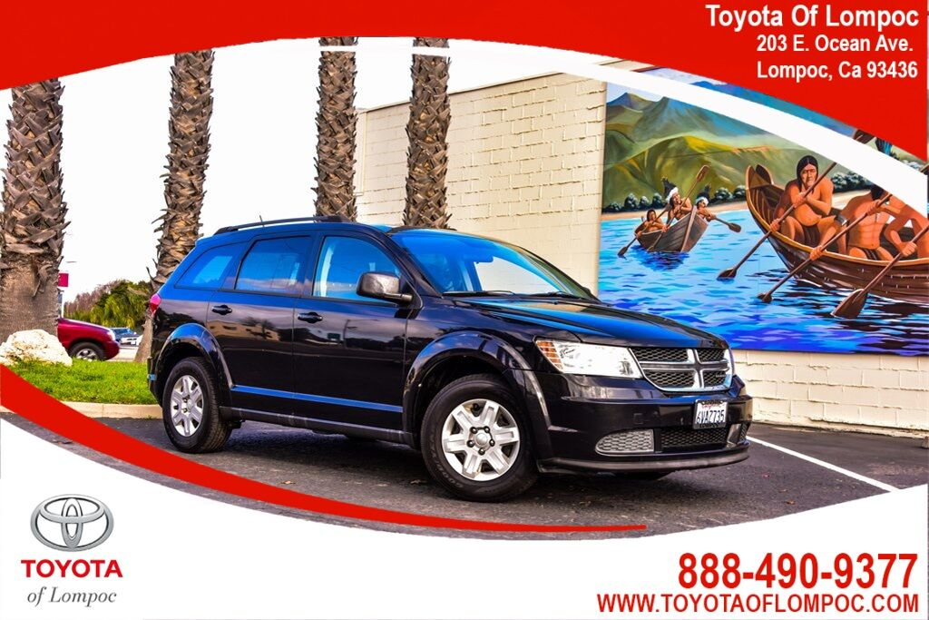 2012 Dodge Journey SE Lompoc CA