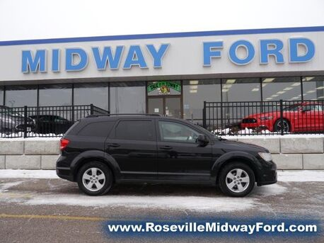 2012_Dodge_Journey_SXT_ Roseville MN