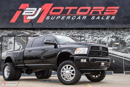 2012 Dodge Ram 3500 Laramie Limited Monster Build Tomball TX