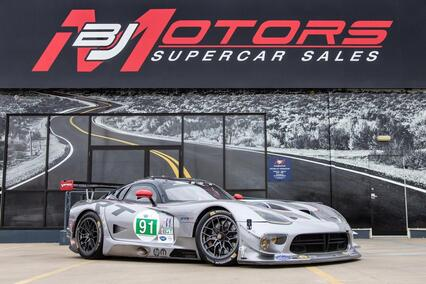 2012 Dodge Viper GTS-R Race Car #001 Race Trim Tomball TX