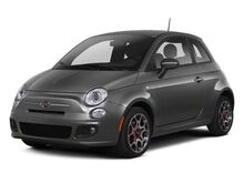 2012_FIAT_500_Pop_ Los Angeles CA