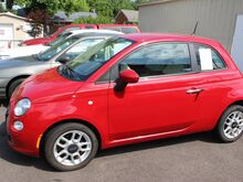 2012_FIAT_500_Pop_ Roanoke VA