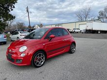 2012_FIAT_500_Sport_ Richmond VA