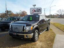 2012_FORD_F-150_XLT 4X4, BUY BACK GUARANTEE AND WARRANTY, MULTI DISC, BLUETOOTH, SIRIUS, TOW PKG, 115K MILES!_ Virginia Beach VA