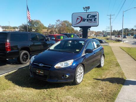 2012 FORD FOCUS SE HATCHBACK, BUY BACK GUARANTEE & WARRANTY, CD PLAYER, BLUETOOTH, SIRIUS, AUX/USB PORT, LOW MILES! Virginia Beach VA