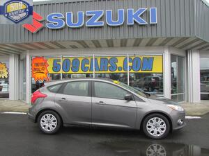 2012 FORD FOCUS SE SEThis small car has a L4 20L FFV high output engine Th