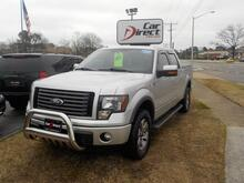 2012_FORD_FX4_4X4, BUY BACK GUARANTEE AND WARRANTY, BRUSH GUARD, BED LINER, TOW PKG, SUNROOF, 83K MILES!!_ Virginia Beach VA