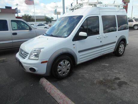 2012 FORD TRANSIT CONNECT  Houston TX
