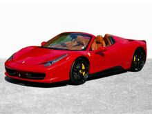 2012_Ferrari_458 Spider_2 Door Convertible_ Hickory NC