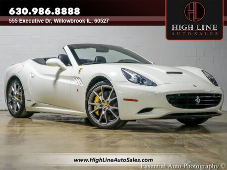 2012_Ferrari_California__ Willowbrook IL