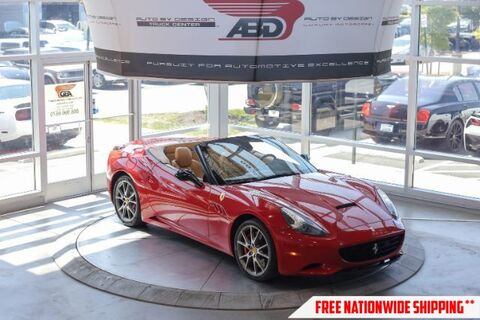 2012_Ferrari_California_Convertible GT_ Chantilly VA