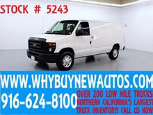 2012_Ford_E250_~ Cargo Van ~ Shelving ~ Only 63K Miles!_ Rocklin CA