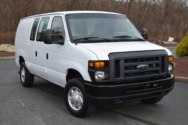 2012 Ford E350 Econoline Cargo Van Super Duty Commercial Easton PA