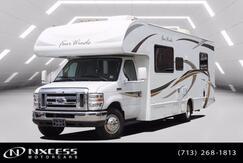 2012_Ford_Econoline Cutaway_RV E350 6.8L V10 EFI_ Houston TX