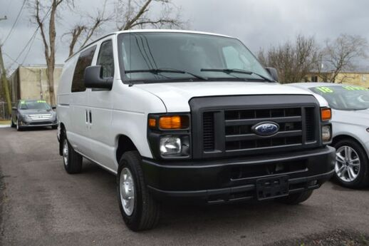 2012 Ford Econoline E-150 Houston TX