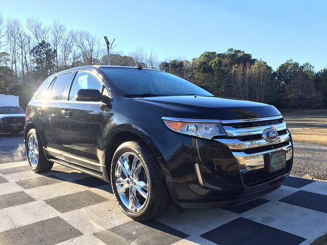 2012 Ford Edge 4d SUV FWD Limited EcoBoost Outer Banks NC