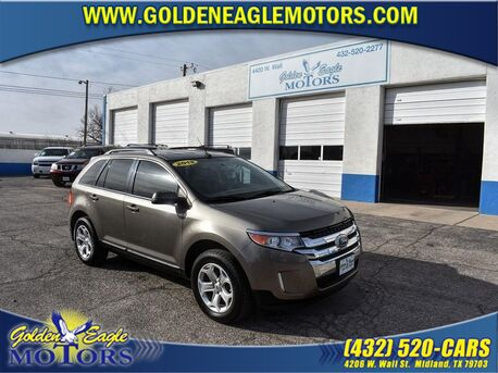 2012_Ford_Edge_4dr SEL FWD_ Midland TX
