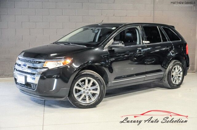 2012 Ford Edge Limited AWD 4dr SUV Chicago IL