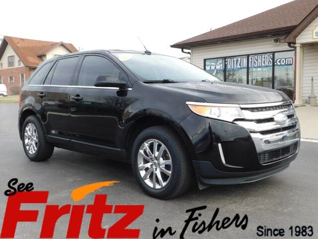 Ford Edge Limited Fishers In
