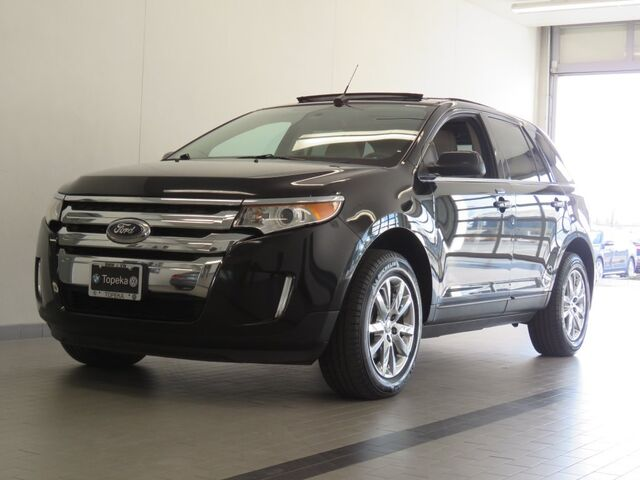 Ford Edge Limited Kansas City Ks