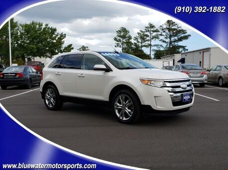 2012_Ford_Edge_Limited_ Wilmington NC