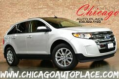 2012_Ford_Edge_SEL - 3.5L TI-VCT V6 ENGINE ALL WHEEL DRIVE 1 OWNER PANO ROOF POWER LIFTGATE BLUETOOTH BLACK CLOTH INTERIOR_ Bensenville IL