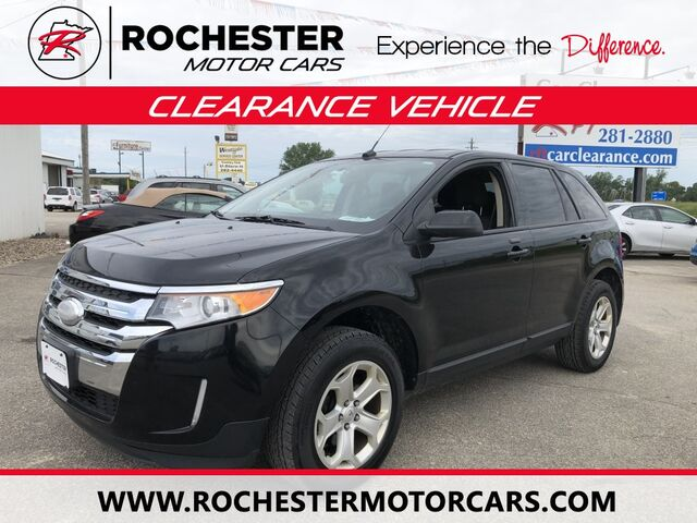 Ford Edge Sel Rochester Mn