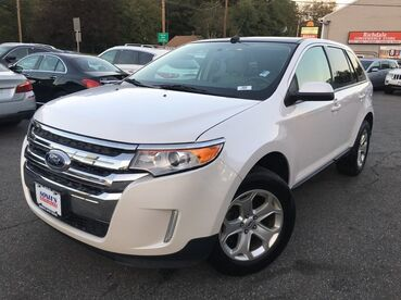 2012_Ford_Edge_SEL_ Worcester MA