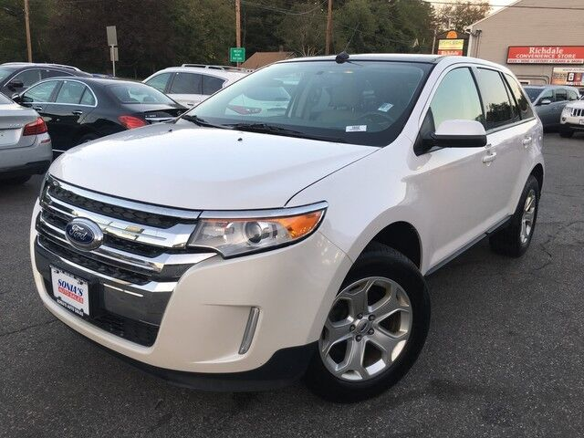 2012 Ford Edge SEL Worcester MA