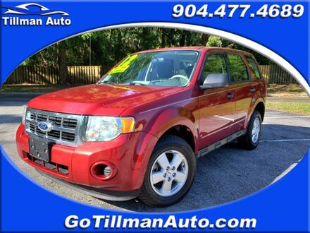 2012_Ford_Escape_XLS_ Jacksonville FL