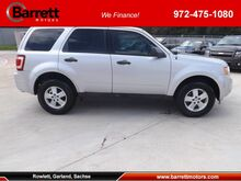 2012_Ford_Escape_XLS_ Garland TX