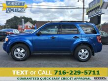 2012_Ford_Escape_XLT 4WD 1-Owner w/Moonroof_ Buffalo NY
