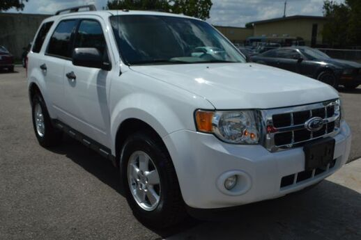 2012 Ford Escape XLT 4WD Houston TX