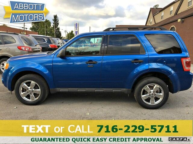 2012 Ford Escape XLT 4WD V6 1-Owner w/Moonroof Buffalo NY